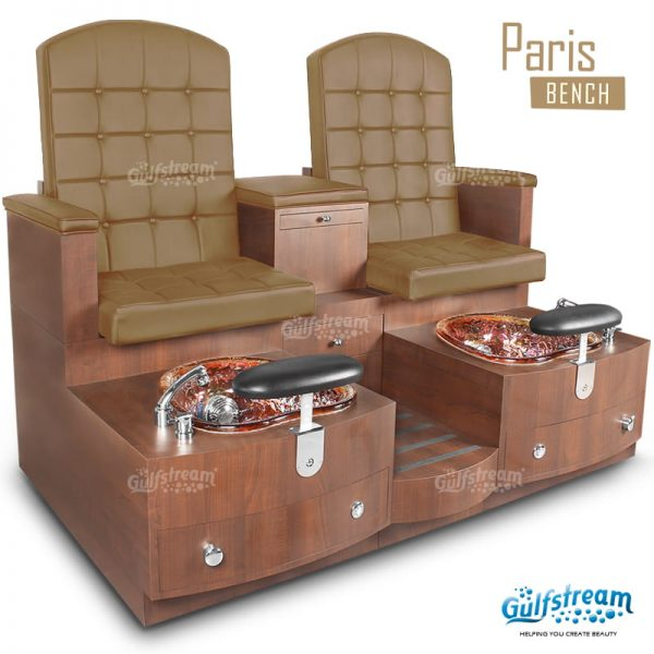 paris doule bench