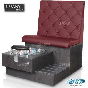 tiffany single bench
