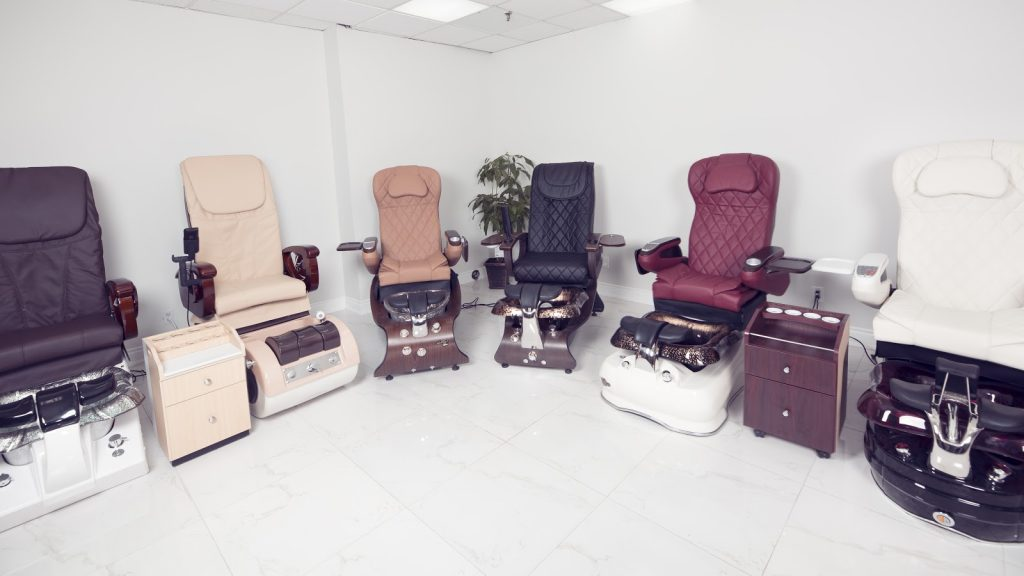 nail depot foot pedicure units