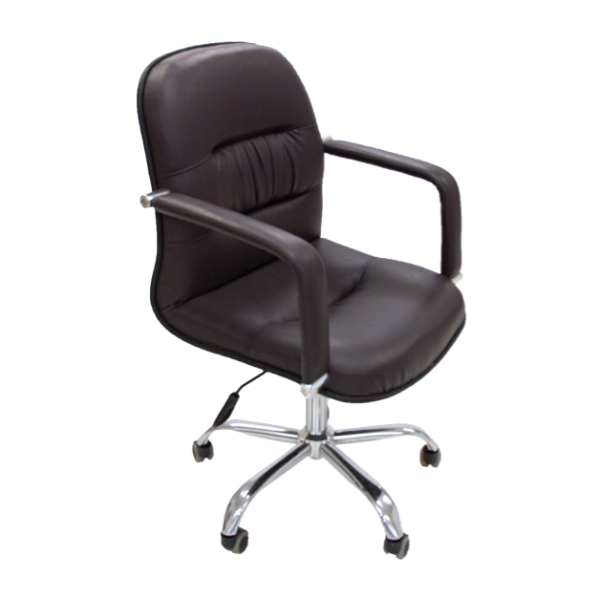 Client / Technician chair - black colour
